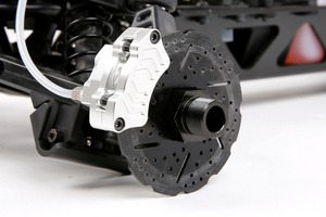 Image 3 - Frenos de disco hidráulico para rueda de frente Baja, para HPI ROVAN 1/5 KM Baja 5B SS
