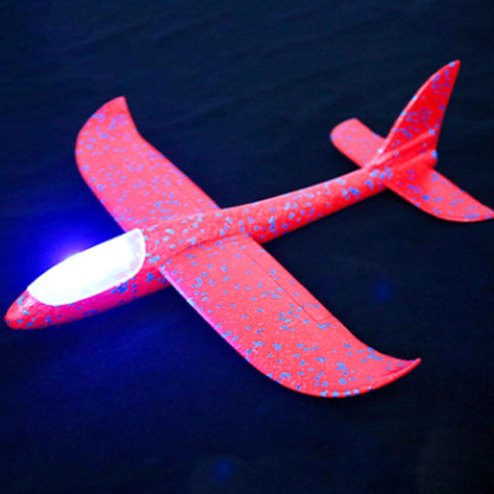 Пенопластовый летающий самолет, игрушки, самолет, ручной запуск, открытый пусковой планер, самолет, подарок для детей, игрушка, модель летаю...