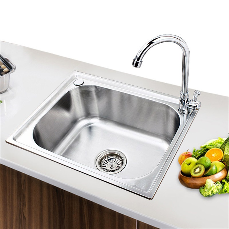 ITAS9927 304 Stainless Steel Single Bowl Without Faucet Various Size Rectangle Kitchen Sink Small