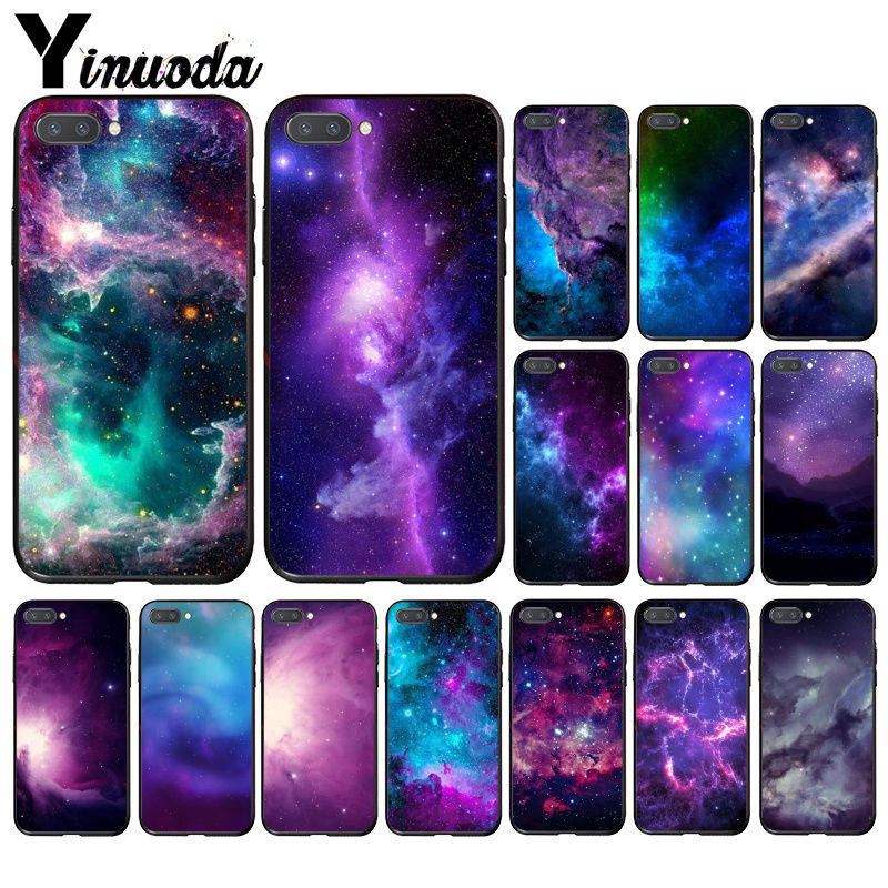 Yinuoda Space For Galaxy Universe Star Dark  Phone Case For Huawei Honor 8X 9 10 20 Lite 7A 5A 7C 10i 20i View20