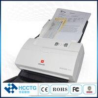 Automático de Alimentação de Documentos USB Banco Cartão MICR Check Scanner Leitor de Crachá Wirh A600