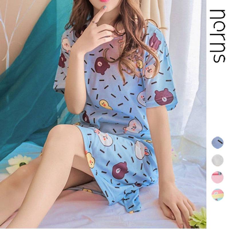 Norns Sexy Lingerie Set Sleepwear Women's Pajama Set Sexy Temptation Babydoll Nightwear Cute Cami Top and Shorts Pijama Mujer 1
