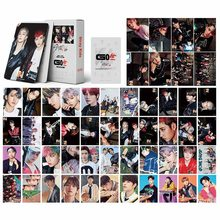 Self-Made-Cards Album Stationery Collection Stray Kids Kpop New for Fans Go-Live 54pcs/Box