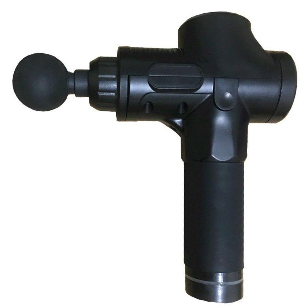 Fascia pistolet Massage relaxant musculaire profond Instrument de physiothérapie choc électrique haute fréquence Vibration Fitness marteau