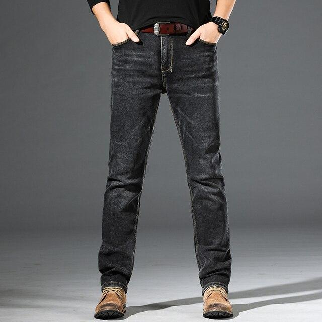 Mens Classic Jeans Jeans Men color: Black