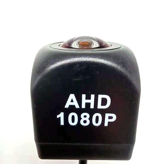 XYCING 170 Grad Winkel HD Auto Rückansicht Kamera Auto Zurück Reverse Kamera Fisch Augen Nachtsicht HD Einparkhilfe kamera