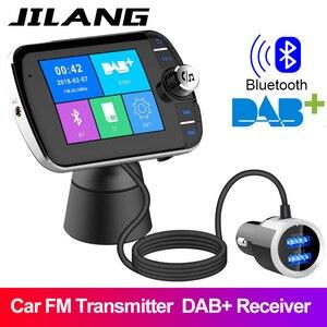 Jilang Car Radio DAB+ Radio Tu
