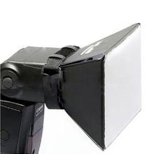 Reflector Softbox-Kit Speedlite Flash-Diffuser Nikon Photography Portable Canon for Sony