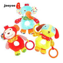 лучшая цена Birth Mobile Musical Rattle Baby Childhood Ring Early Teether Education Toy Newborn Toys Toddler Toys