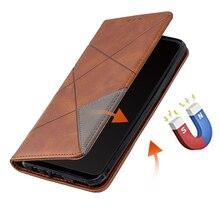 Huawei 社の名誉 10 lite のケース革財布フリップカバーのための名誉 10i 9X 8A 8 s 磁気ケースカードホルダー