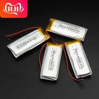 1000mAh lithium-polymer lipo akku 3,7 V 102050 Mit PCB Für MP3 MP4 GPS PSP PDA BT Bluetooth headset Lautsprecher