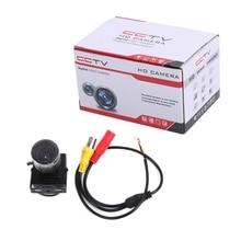 HD 700TVL CMOS 2.8-12mm Zoom Lens Mini CCTV Security Camera Audio Video DIY New цены онлайн