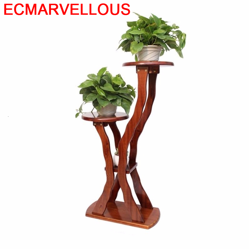 Plantas Rack Garden Shelves For Suporte Flores Estanteria Para Macetas Balcony Shelf Outdoor Flower Dekoration Plant Stand