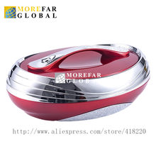 3Pcs/Set 4/5/6L Insulated Lunch Box Thermal Insulation Casserole Food Warmer Containers Serving Bowl Freshness Heat Preservation