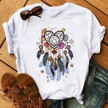 Модная женская футболка poleras эстетическое camiseta ropa mujer