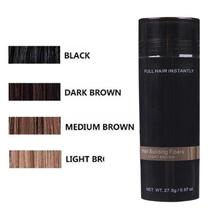27.5g Salon Beauty Hair Fiber Keratin Hair Building Fibers Powder Hair Loss Concealer Hair Care Growth Products недорого