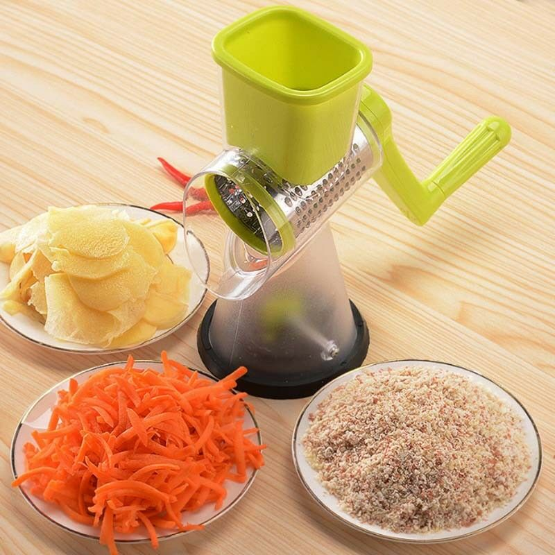 SEAANManual Vegetable Cutter Multi Chopper Slicer Potato Carrot Onion Grater Dicer Multi-function Onion Slicer Kitchen Gadget