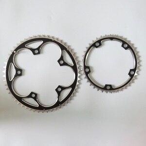 Image 3 - TRUYOU chaîne de vélo de route pliable, 130BCD 53T 52T 50T 48T 42T 39T 38T, CNC