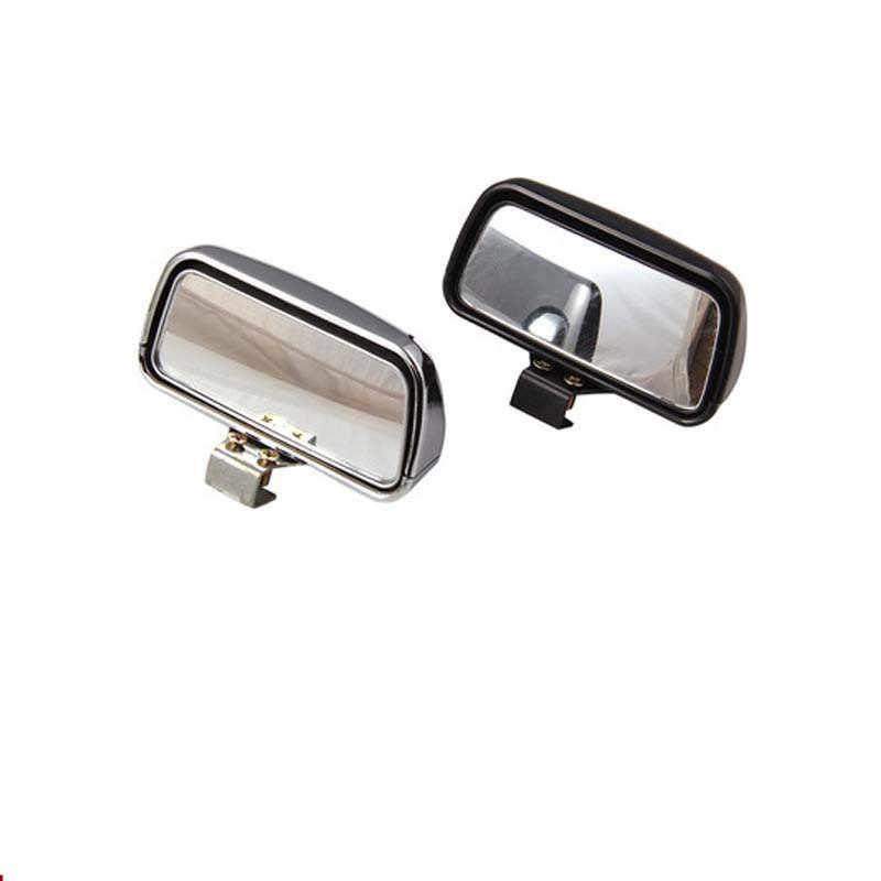 1 Stuk Universele Auto Dodehoekspiegel Rotatie Verstelbare Achteruitkijkspiegel Groothoek Lens Voor Parking Extra Auto Spiegel