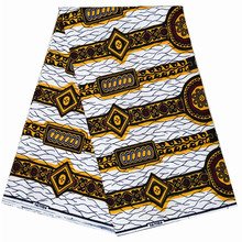 2019 Ankara veritable wax Printed pattern 100% cotton Dutch African prints fabric 6 yards