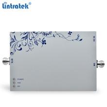 Lintratek signal booster 2g 4g 1800Mhz celular gsm repeater 4g lte booster 75dBi Band 3 mobile signal verstärker DCS #7