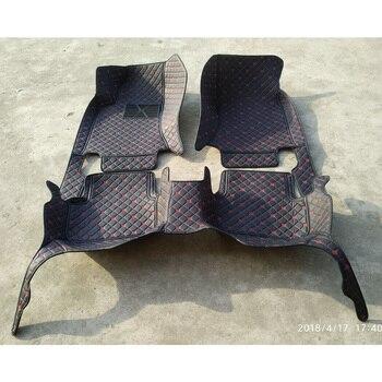 Special car floor mats for Renault Scenic Latitud Koleos Laguna Megane cc Talisman 5D car styling carpet floor liner