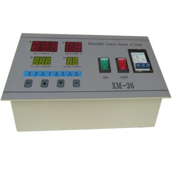 PAIDUOJI XM-26 Egg Incubator Controller Thermostat Hygrostat Full Automatic Control with Temperature Humidity Sensor Probe