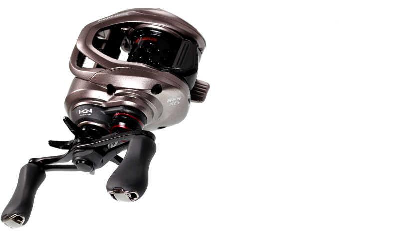 Shimano Scorpion Bfs Xg 6.3:1/8.2:1 Overbrengingsverhouding 7 + 1 Bb 3.5Kg Stabiele Spool Ontwerp Max Drag Baitcasting Zoutwatervissen Reel