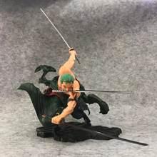 Anime Een Stuk Roronoa Zoro Sa-Maximale Ver. Pvc Action Figure Collection Model Speelgoed 18Cm