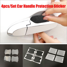 Sticker Protector Car-Door-Handle Highlander Yaris Reiz Vitz Toyota for Camry Corolla