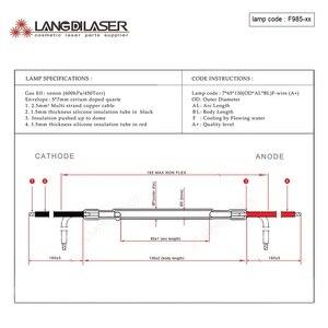 Image 5 - Ipl lamba boyutu 130*65*7(BL * AL * OD) telli (3 adet sipariş) lamba kodu F985 İngilterede yapılan