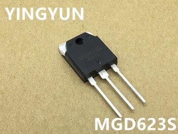 Free Shipping  10PCS/Lot   MGD623S  MGD623   TO-3P 600V 50A 10pcs lot mur2060ctr 20a 600v to 220 new original