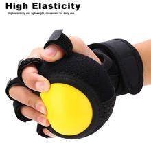 Grip Ball Sleeve Finger Training Aids Exercise Hand Strength Training G
