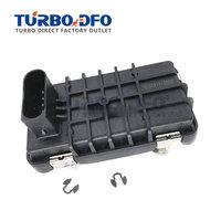 Turbine parts electronic Actuator GT2256V G 54 727463 727463 turbo wastegate for Mercedes E Klasse 270CDI 2002 A6470900180