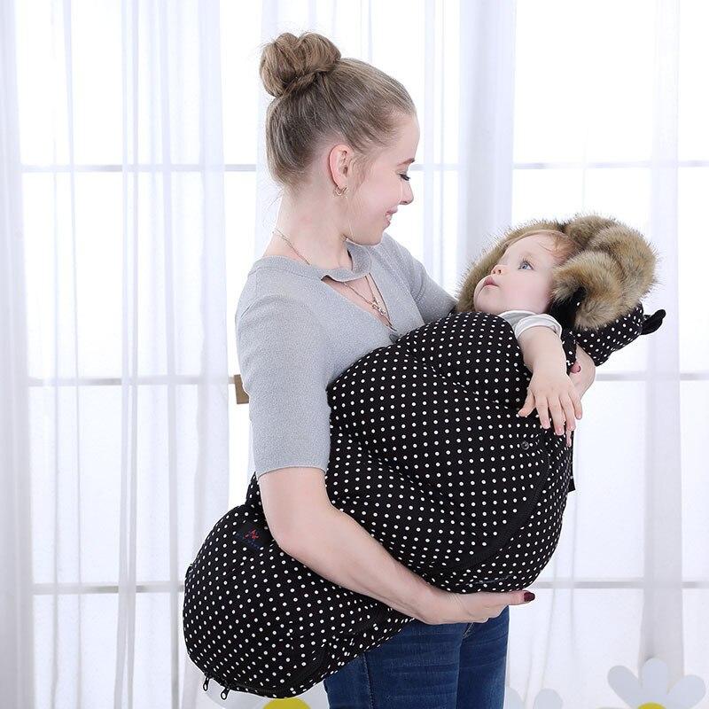 Зимние теплые спальные мешки для новорожденных, теплые спальные мешки для младенцев, пеленание для завёртывания для пеленания, коляска, обертывание, одеяло для сна, сумки