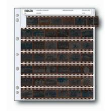 25x armazenamento de ficheiro de impressão, 35mm 135 preservadores negativos, páginas mangas, acessórios para darkroom