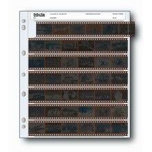 25x impression fichier archives 35mm 135 négatifs préservateurs Pages manches Film 35 7BXW accessoires de chambre noire