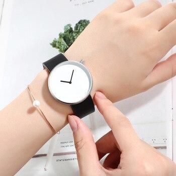2019 Luxury Brand Women's Watches Leather Strap Ladies Fashion Simple Women Quartz Wrist Watch Female Gift Clock Reloj Mujer