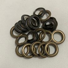 Garment-Eyelets Diy-Accessories Craft Brass 17mm Solid Inner for Bag Hat Jeans Chocker-Decoration