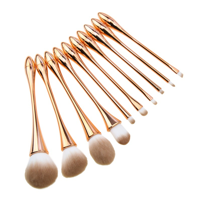 de cosméticos pacote (10 peças) ferramenta de beleza