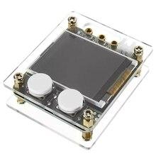 FULL-MK328 Transistor Tester ATmega328 8MHz Digitale Triode Kapazität ESR Meter mit 1,8 Zoll Lcd-bildschirm
