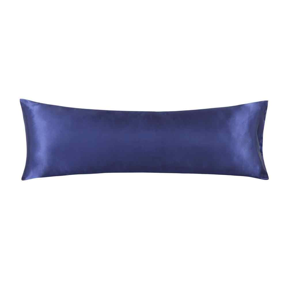sucses satin body pillow cover silky
