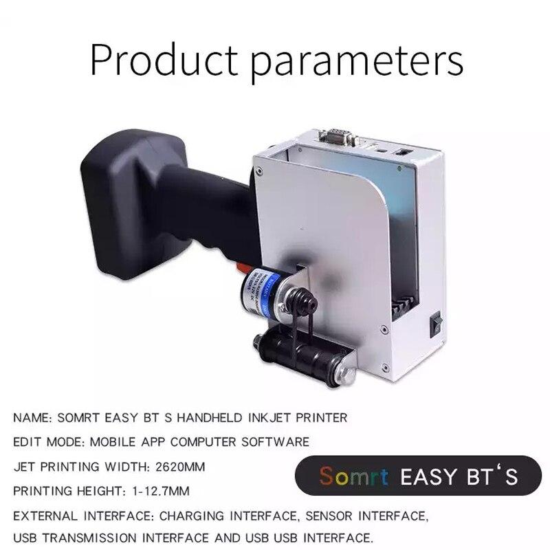 Bottle Printer Inkjet Low Cost Inkjet Printer Handle Inkjet Printer