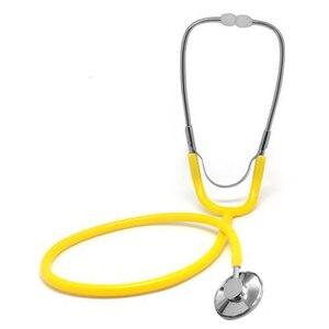 Image 3 - 多機能シングルヘッド聴診器医療機器医療専門家援助シングルポータブルドクター聴診装置ca