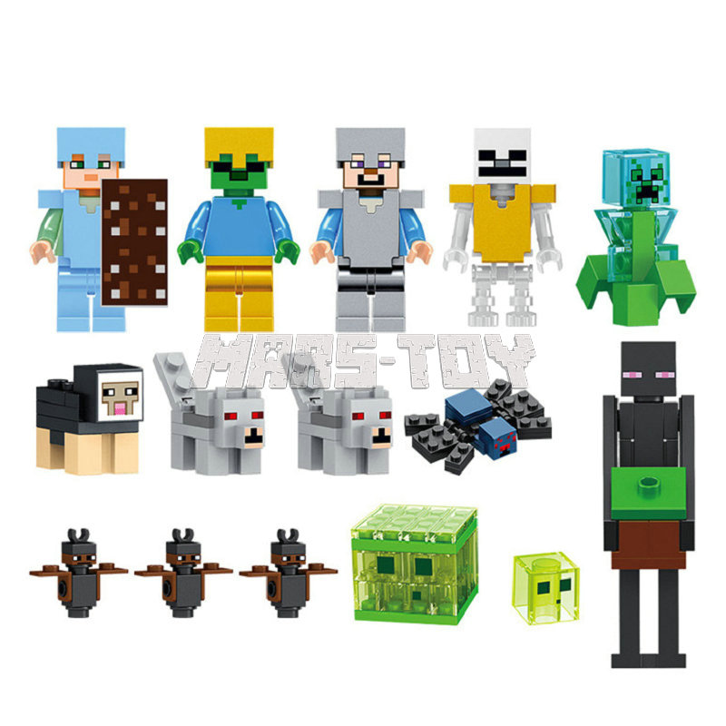 minecraft lego building block toys (12)_1