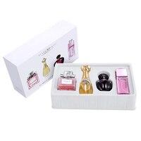 LANBENA 1 Set Perfumed For Women Spray Deodorant Female Long Lasting Flower Lady Parfum Glass Bottle Sexy Lady Fragrance 2