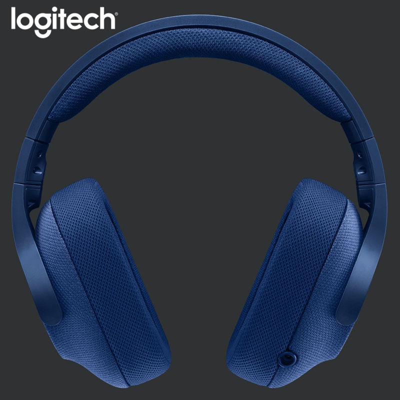 Logitech G433 7,1 Surround Gaming Headset Wired <font><b>Gamer</b></font> Kopfhörer Mit Mic Für Nintendo Schalter PS4 Xbox One VR PC Tabletten & Mobile image