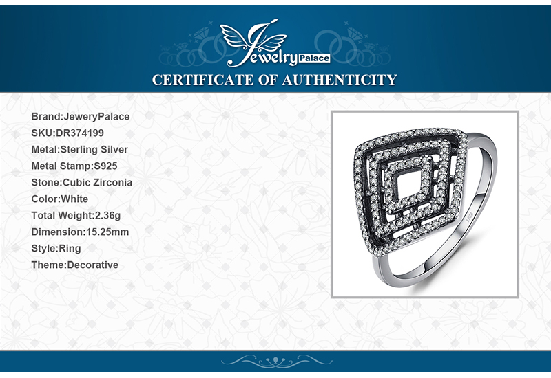 H3547722a4be649c2a5b2608d886631c2F Jewelrypalace Glitter Flora Silver Beautiful Ring 925 Sterling Silver Gifts For Her Anniversary Fashion Jewelry New Arrival