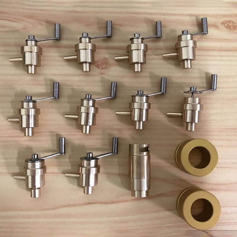 Reparatur Werkzeuge Uhr Mainspring Wickler Ersatz Fässer für 3135/2892/2824/7750/2671/2000/ 8500/C07111/2235/8200 Bewegung - 6