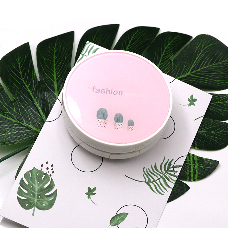 Image 3 - Pink Contact Lens Case  Women Man Unisex Contact Lenses Case For Eyes Care Kit Holder Container Glasses Contact Lenses BoxEyewear Accessories   -
